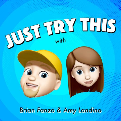 Cover art for podcast Just Try This