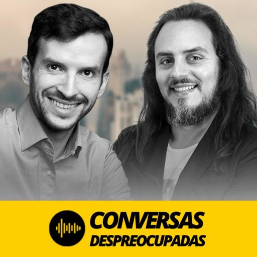 Cover art for podcast Conversas Despreocupadas