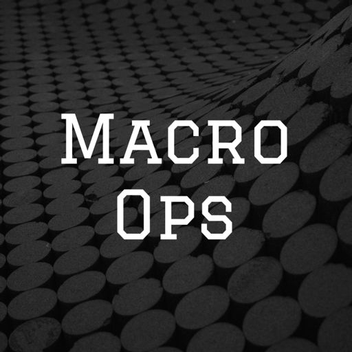 Cover art for podcast Macro Ops
