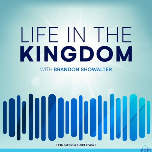 Cover art for podcast Life in the Kingdom Podcast