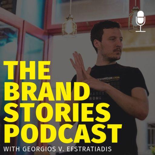 Cover art for podcast BrandStories.gr Podcast