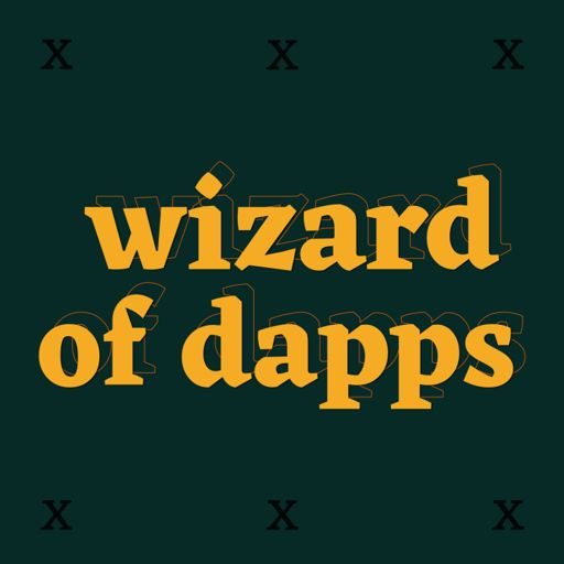 Cover art for podcast Wizard of Dapps