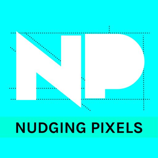 Cover art for podcast Nudging Pixels