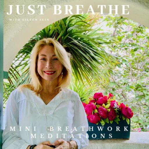 Cover art for podcast Just Breathe with Eileen Fein
