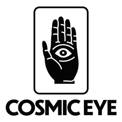 Cover art for podcast Cosmic Eye Podcast