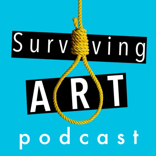 Cover art for podcast Surviving Art