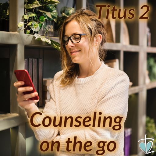 Cover art for podcast Titus 2 Counseling on the go