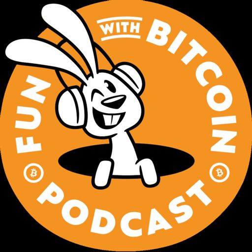 Cover art for podcast Fun with Bitcoin Podcast