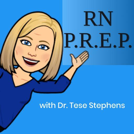 Cover art for podcast RN P.R.E.P.