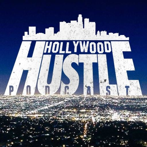 Cover art for podcast Hollywood Hustle Podcast