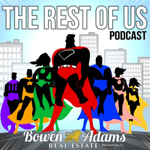 Cover art for podcast The Rest of Us