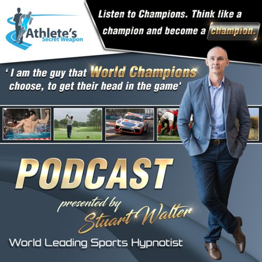 Cover art for podcast The Athlete's Secret Weapon