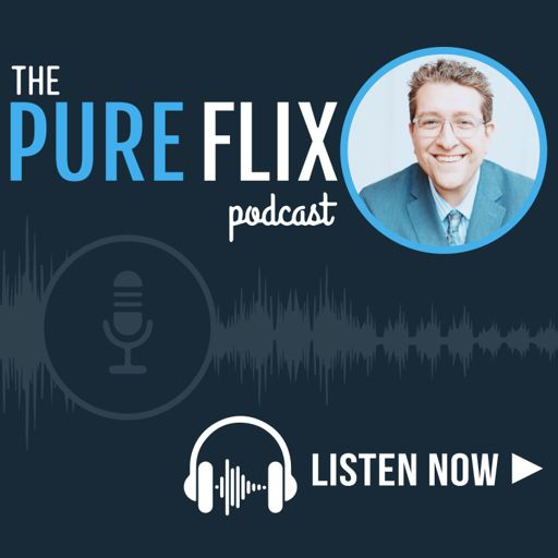 Cover art for podcast The Pure Flix Podcast With Billy Hallowell