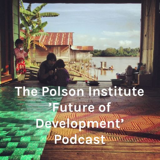 Cover art for podcast The Polson Institute 'Future of Development' Podcast