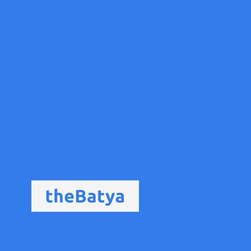 Cover art for podcast theBatya TALK