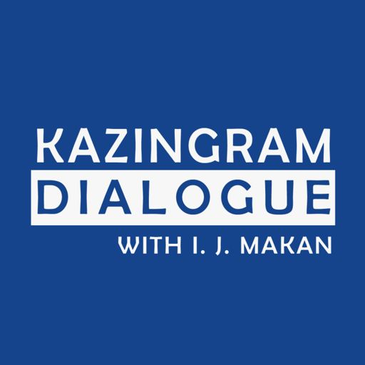 Cover art for podcast Kazingram Dialogue