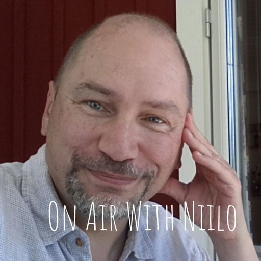 Cover art for podcast On Air With Niilo