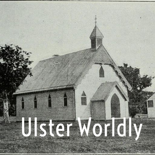 Cover art for podcast Ulster Worldly