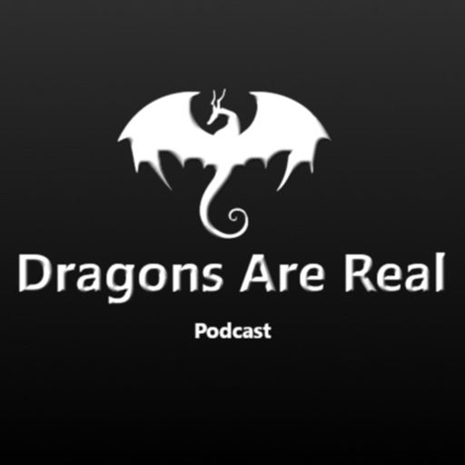 Cover art for podcast Dragons Are Real