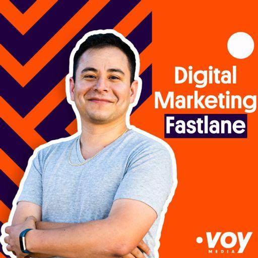 Cover art for podcast Digital Marketing Fastlane