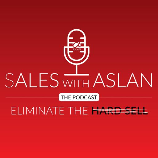Cover art for podcast SALES with ASLAN