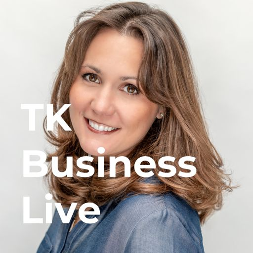 Cover art for podcast TK Business Live