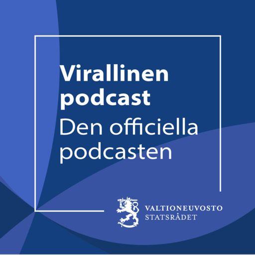 Cover art for podcast Virallinen podcast