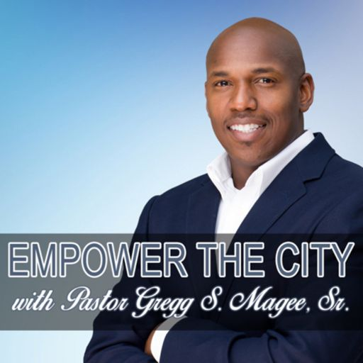 Cover art for podcast Empower The City Podcast