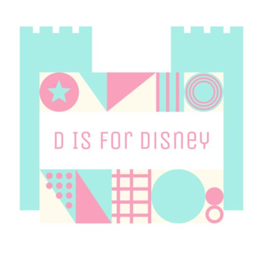 Cover art for podcast D Is For Disney