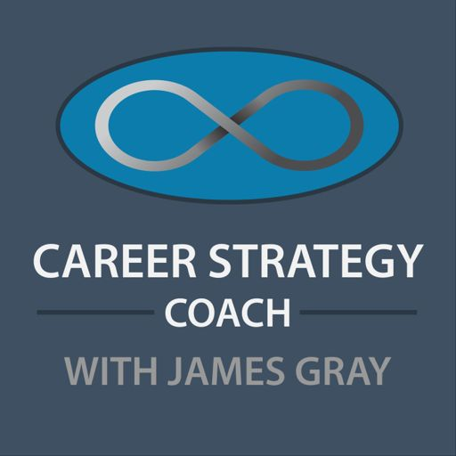 Cover art for podcast Career Strategy Coach