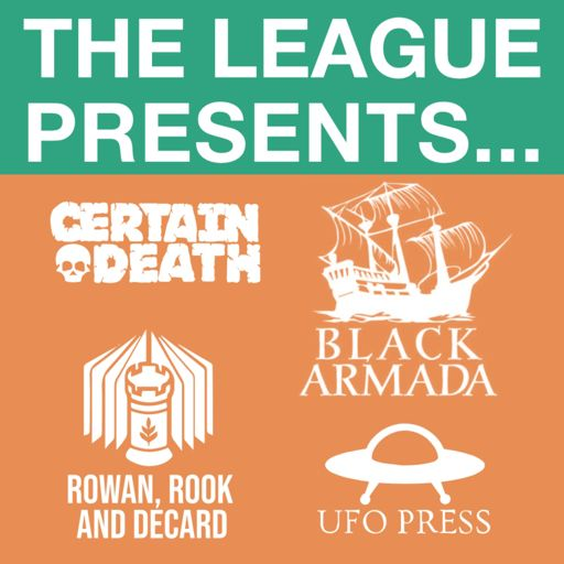 Cover art for podcast The League Presents: