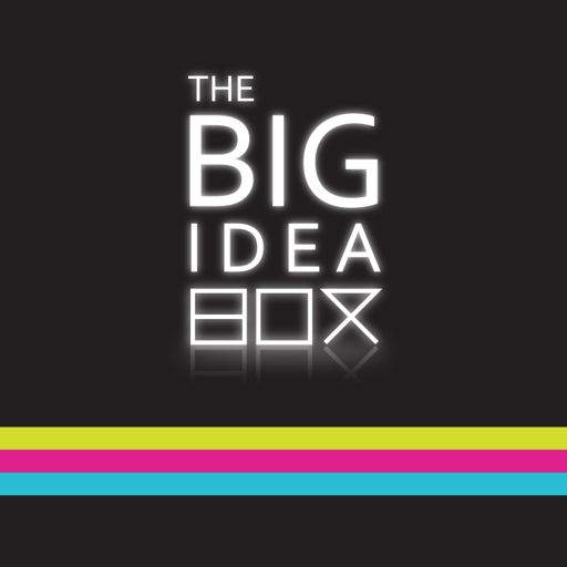 Cover art for podcast The Big Idea Box