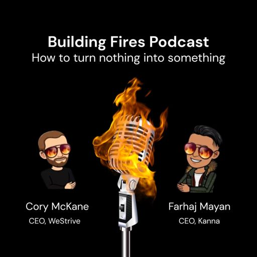 Cover art for podcast Building Fires