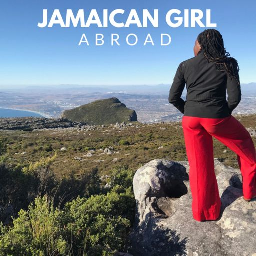 Cover art for podcast Jamaican Girl Abroad
