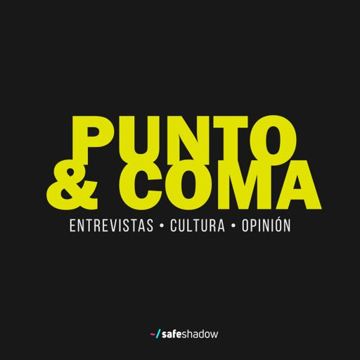 Cover art for podcast Punto y Coma