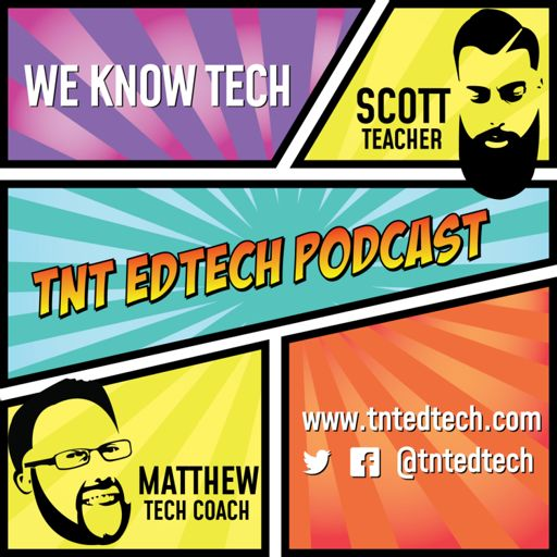 Cover art for podcast TNT EdTech Podcast