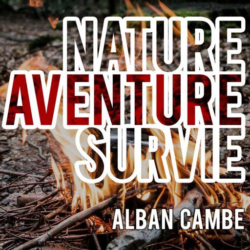 Cover art for podcast Nature Aventure Survie : le podcast