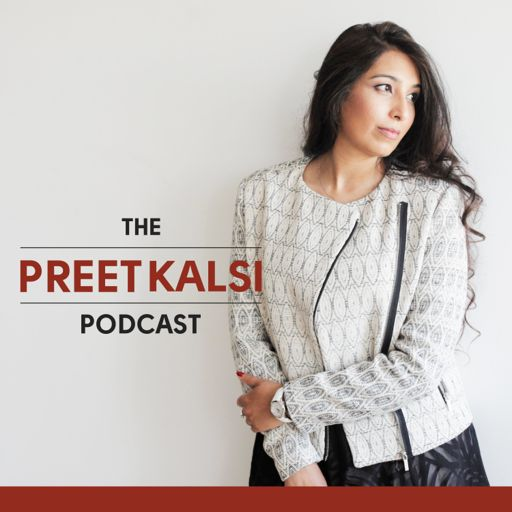 Cover art for podcast The Preet Kalsi Podcast