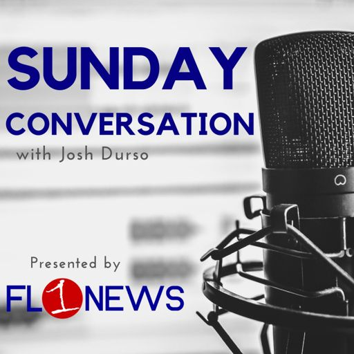 Cover art for podcast Sunday Conversation with Josh Durso