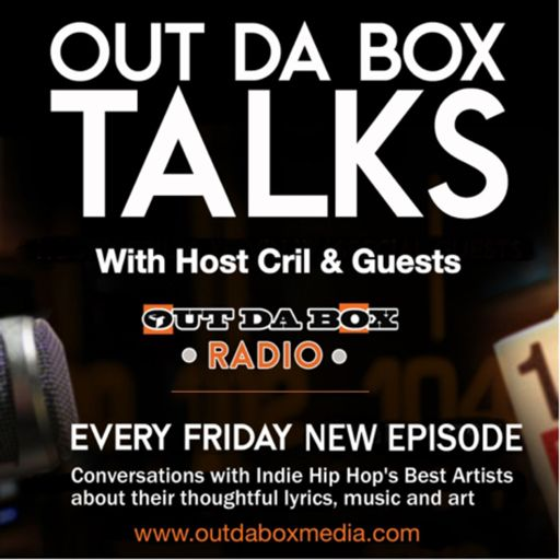 Cover art for podcast Out Da Box Talks