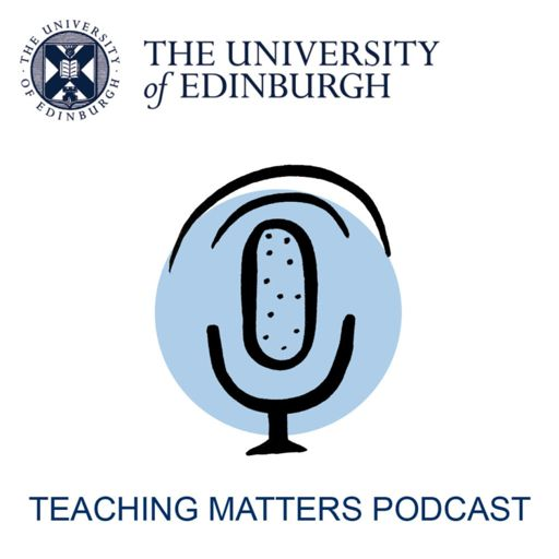Cover art for podcast Teaching Matters Podcast