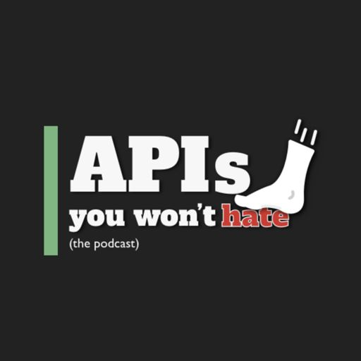 Cover art for podcast APIs You Won't Hate
