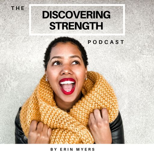 Cover art for podcast Discovering Strength