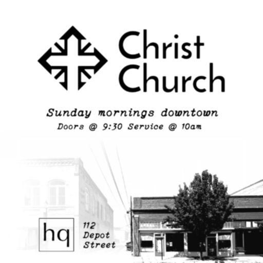 Cover art for podcast Christ Church