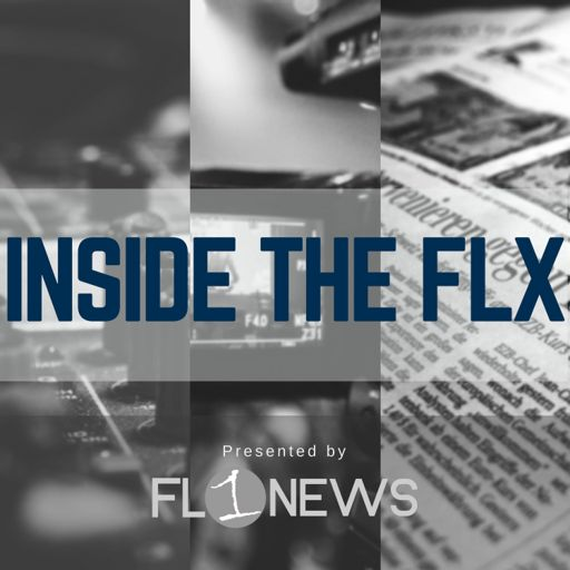 Cover art for podcast Inside the FLX presented by FingerLakes1.com
