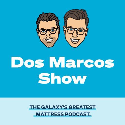 Cover art for podcast Dos Marcos Show