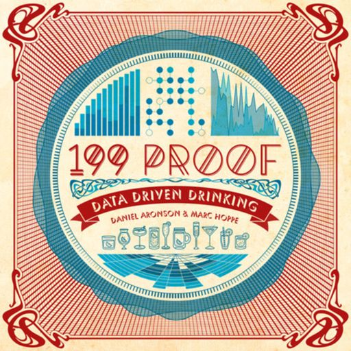 Cover art for podcast 199 Proof: Data Driven Drinking