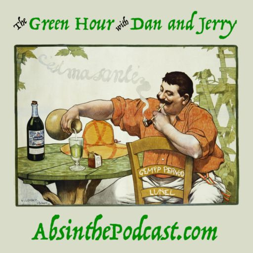 Cover art for podcast The Green Hour with Dan and Jerry