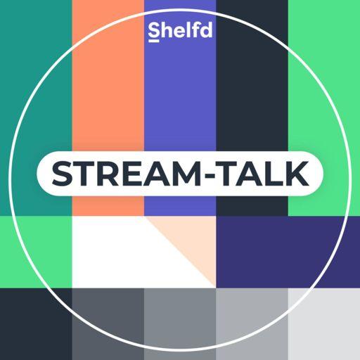 Cover art for podcast Stream-Talk – Streaming zum Hören