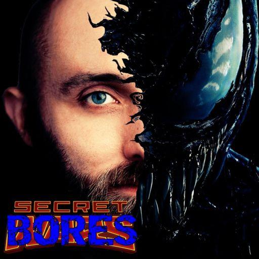 Cover art for podcast Spider-Dan & The Secret Bores